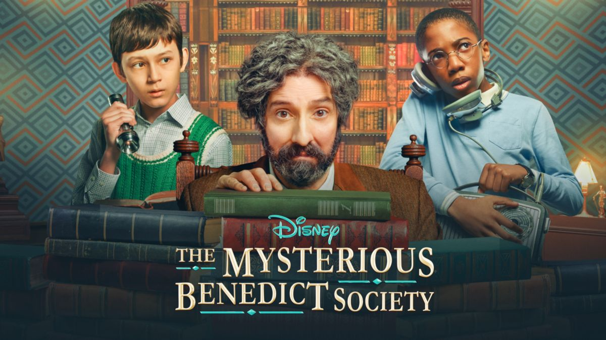 Disney+ Brings Us A New Show Full Of Adventure! The Mysterious Benedict Society Coming Soon!