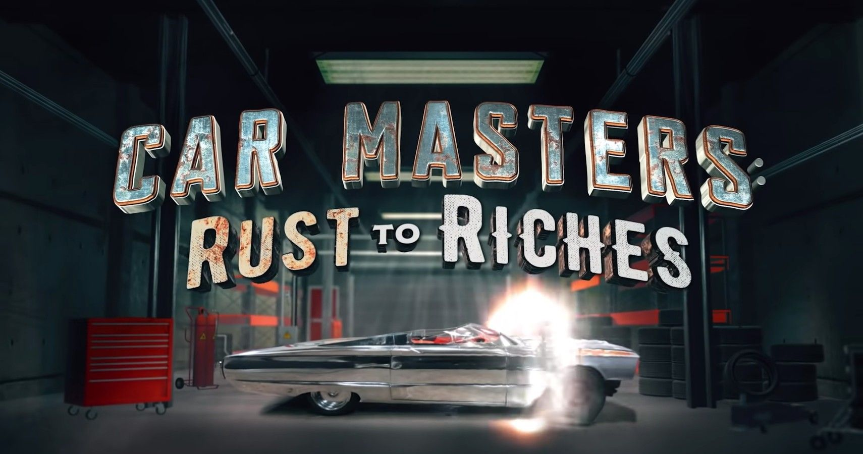 Car Masters: Rust To Riches Season 3